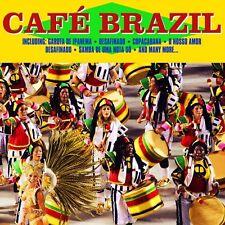 CAFE BRAZIL - 50 TRACKS (NEW SEALED 2CD) Joao Gilberto; Sergio Mendes & more