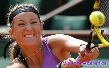 VICTORIA AZARENKA 2012 AUSTRALIAN OPEN TENNIS CHAMPION POSTER