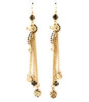 Tassel Sea Horse Earrings