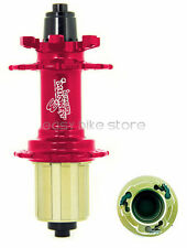 REAR HDW3-R 32H * Circus Monkey Disc Hub 32 Hole MTB BIKE - RED