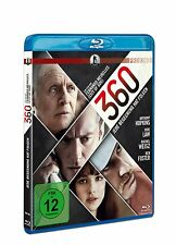 Blu-ray * 360 - JEDE BEWEGUNG HAT FOLGEN - Jude Law - A. Hopkins  # NEU OVP %