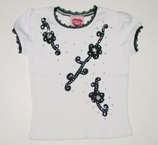 NWOT Lipstik Girls Embroidered Top, sz 4T