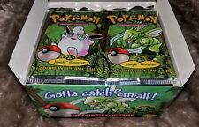 Pokémon Jungle Booster Pack - New/Sealed & Fresh From Box