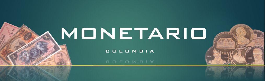 Monetario Colombia