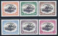 2002 PAPUA NEW GUINEA STAMPS CENTENARY SET OF 6 FINE MINT MNH