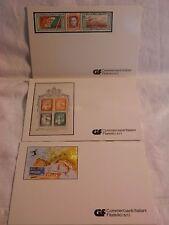 Lotto cartoline COMMERCIANTI ITALIANI FILATELICI s.r.l. non viaggiate nuove dei