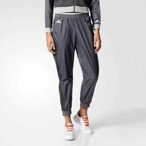 adidas Stella McCartney Barricade Pants Women's Dark Grey Sportswear Activewear