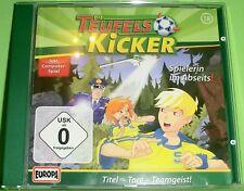 Die Teufelskicker 18 - Spielerin im Abseits! (Hörspiel - CD)