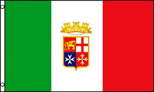 Italy Royal Historical Flag 3x5 Polyester