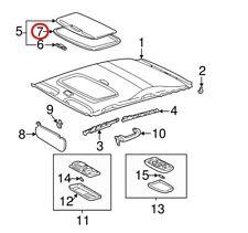 For Toyota Genuine Sunroof Molding 6331802040B0