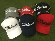 Sale: New Titileist Golf Men Hats red, white, grey, navy and black color