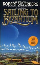 TOR Double 10: Sailing to Byzantium - Seven American Nights - Silverberg / Wolfe