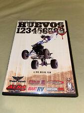 Huevos Nine A Wes Miller Film DVD Extreme Sports Movie