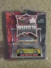 Maisto Ridez Die-cast 1993 '93 Ford SVT Cobra Gold RARE 1:64 Scale MOC 2006