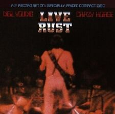 Neil Young & Crazy Horse - Live Rust - CD - Neu & OVP -  Like a Hurricane