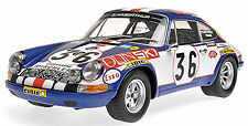 Porsche 911s #36 24 H Lemans 1971 WALDEGARD Cheneviere 1 18 MINICHAMPS