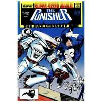Punisher (1987 series) Annual #1 in Very Fine condition. Marvel comics [*cb]