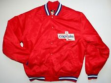 New Washington Capitals Vintage Hockey Collection Jacket Majestic Men's Size XL