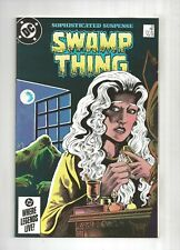 SWAMP THING #33    Origin, Alan Moore, 9.2 NM-, DC