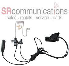 3 Wire Police Tactical headset WPTT for Motorola XTS5000 XTS3000 XTS2500 XTS1500