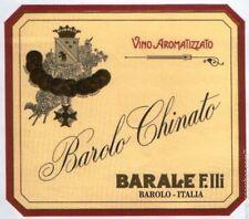 6 bt  BAROLO CHINATO IN ASTUCCIO bott. da 0,500 lt.  BARALE F.lli