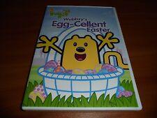 Wow! Wow! Wubbzy!: Egg-Cellent Easter (DVD Full Frame 2011) Used Nick Jr