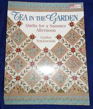 Tea in the Garden by Cynthia Tomaszewski PB | 2004