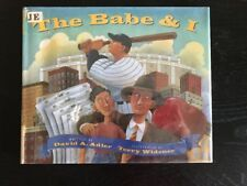 The Babe and I by David A. Adler (1999, Hardcover)