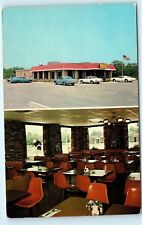 *Mac George's Family Restaurant Waretown Ocean County New Jersey NJ Postcard B48