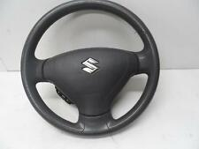 SUZUKI LIANA STEERING WHEEL RH4 SI-II, 10/2001-06/2007 WITH AIRBAG