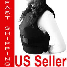 Skarr Armor® NIJ IIIA 3A w/ Kevlar Bulletproof Vest Female Body Armor - Large