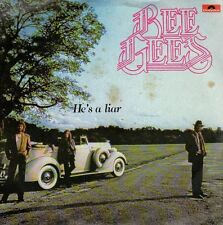 disco 45 GIRI THE BEE GEES HE'S LIAR