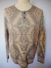 Denim & Supply Ralph Lauren maglione da uomo Taglia-L Nuovo con etichette