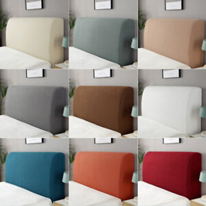 Bed Back Protection Elastic Bed Head Cover Bedhead Cover All-inclusive Decorated