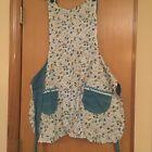 VTG Handmade reversible full length apron