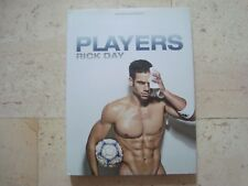 RICK DAY oop PLAYERS book XL VERSION HARDCOVER male gay models photography MEN