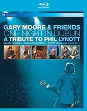 GARY MOORE & FRIENDS - ONE NIGHT IN DUBLIN: A TRIBUTE TO PHIL LYNOTT - NEW BLU-R