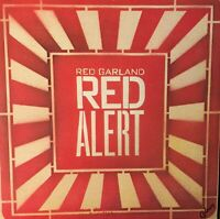 RED GARLAND:Pre-Owned**LP'**RED ALERT**RARELY PLAYED
