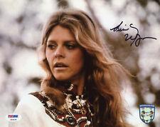 Lindsay Wagner Signed PSA/DNA COA 8X10 Photo Auto Autograph Autographed Lindsey