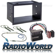 VW Transporter T5 Double Din Stereo Surround Fitting Kit Fascia/Wiring/Adaptor