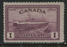 Canada 1946 Peace Issue $1 unmounted mint NH