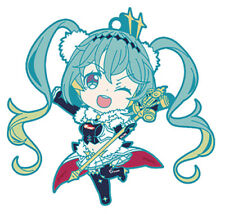 Vocaloid Racing Miku Rd.2 Support Ver. GT Project Rubber Strap NEW