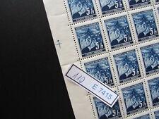 (E7415) Nr. 20** im 100er Bogen mit Bogenkreuz    ---SELTEN---