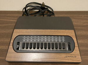 Jerrold Cable Box CATV Cable Converter Model JSX-3. Used
