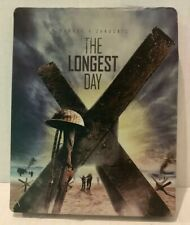 The Longest Day Steel Book DVD and Blu-ray