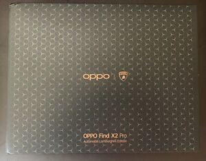 OPPO FIND X2 PRO EDICION LAMBORGHINI NUEVO!!!!!!
