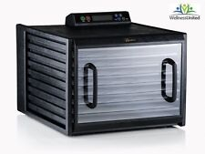 NEW Excalibur Dehydrator Digital Timer 9 Tray 4948CDB 600W  Latest Release!
