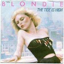 BLONDIE - THE TIDE IS HIGH / SUSIE & JEFFREY. (UK, 1980, CHRYSALIS, CHS 2465)
