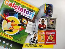 CALCIATORI 2016-17 PANINI 2017 ALBUM +Set Completo 745 Figurine-stickers +C1-C15