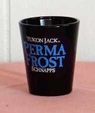 Yukon Jack PERMA FROST Schnapps Shot Glass